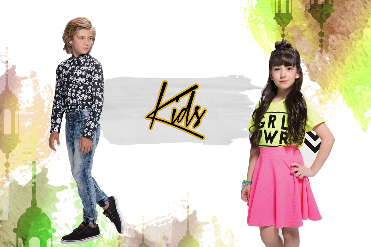 Look - Style taking cues from kids video