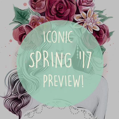 ICONIC Spring'17 preview- Women