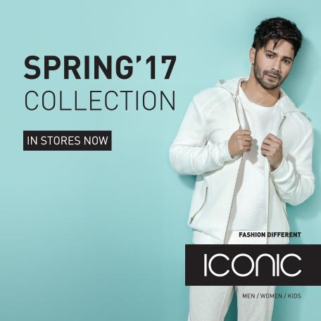 ICONIC Spring'17 Lookbook