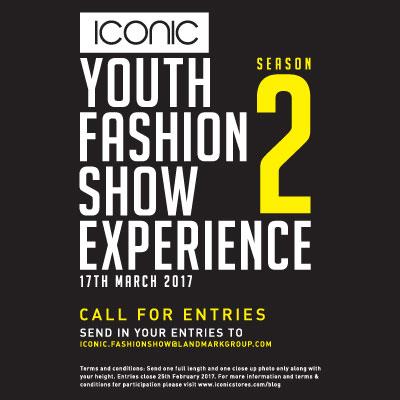 ICONIC Youth Fashion Show Experience - Season 2