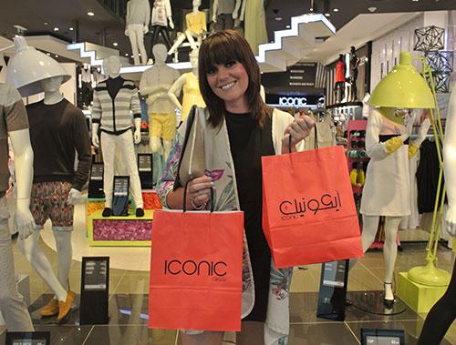 Iconic Store Dubai at Iconic Dubai Mall as